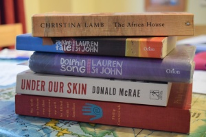 Some of my African reading