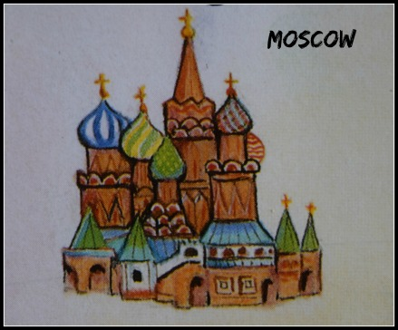 moscow with edge