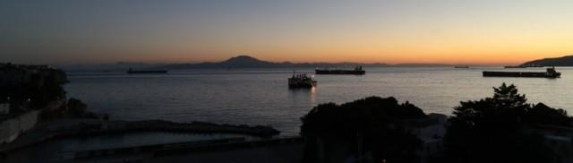sunset gib