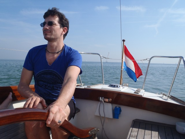 OK, so the Dutch have their wilderness - on the water