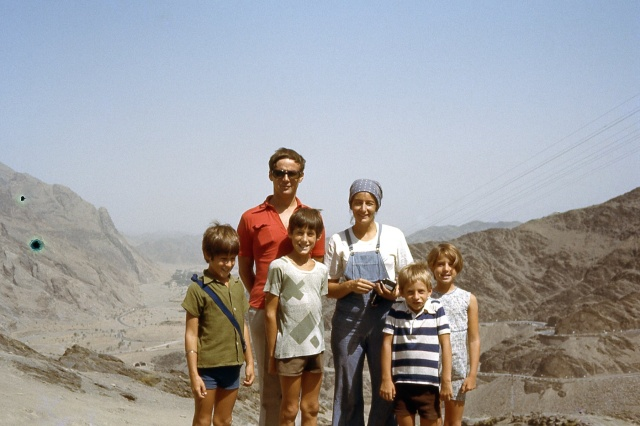 On the Kyhber Pass (also 1977)