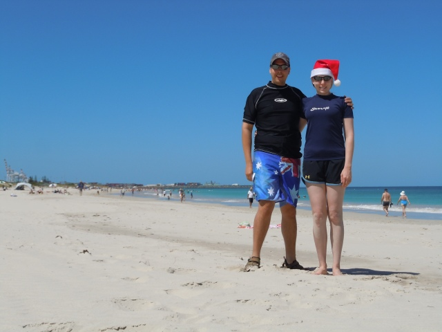 Christmas photo - 2011
