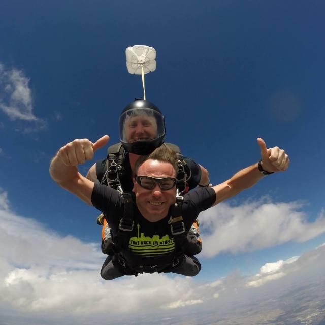 RK skydive