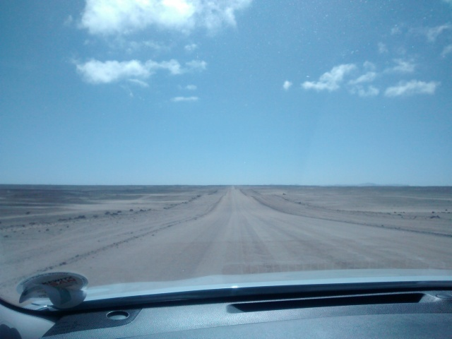 Namibia road trip....